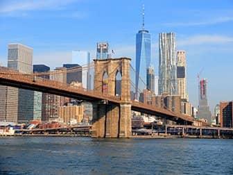 뉴욕 익스플로러 패스와 뉴욕패스 비교 - 브루클린 다리