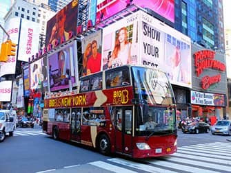 뉴욕 익스플로러 패스와 뉴욕패스 비교 - 시티투어 버스