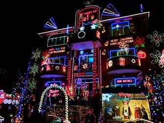 뉴욕 크리스마스 시즌 - 다이커 하이츠