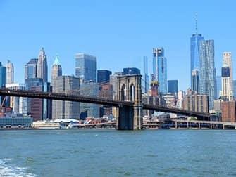 뉴욕 NYC 페리 - 브루클린 브리지