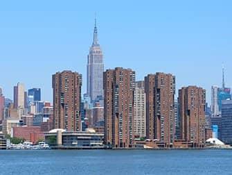 뉴욕 NYC 페리 - 엠파이어 스테이트 빌딩