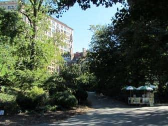 뉴욕의 공원 - 리버사이드 파크