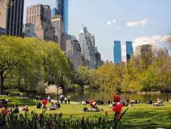 뉴욕의 공원 - 센트럴파크