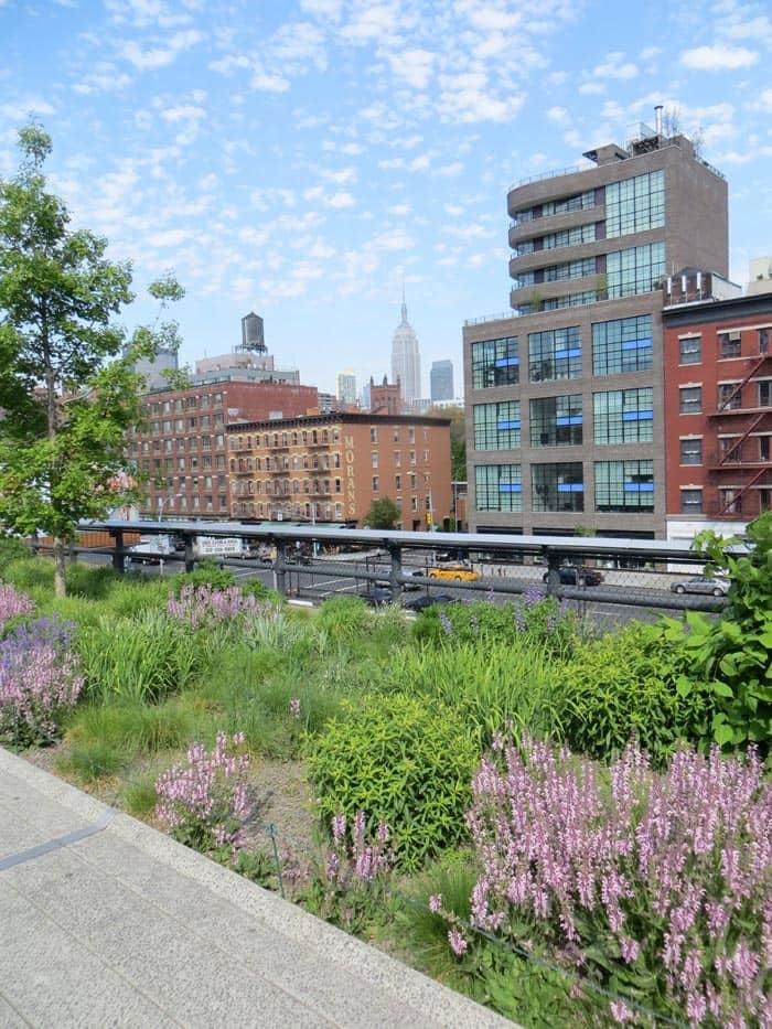 뉴욕의 공원 - 하이라인 파크