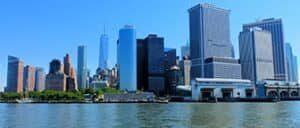뉴욕 로어 맨해튼 및 파이낸셜 디스트릭트