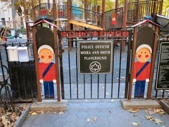 뉴욕 매디슨 스퀘어 놀이터
