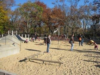뉴욕 센트럴파크 헥셔 놀이터