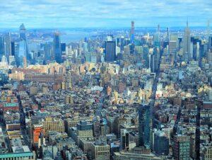 뉴욕 사이트씨잉 데이패스 - 원 월드 전망대 뷰
