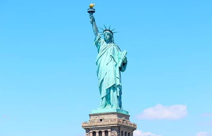 뉴욕 사이트씨잉 플렉스 패스 - 자유의 여신상