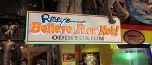 믿거나 말거나 박물관