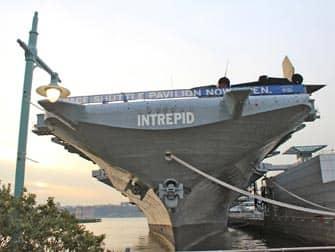 뉴욕 인트레피드 박물관