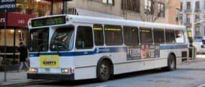 뉴욕 버스