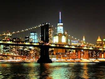 뉴욕 뷔페 디너 크루즈 - 맨해튼 스카이라인