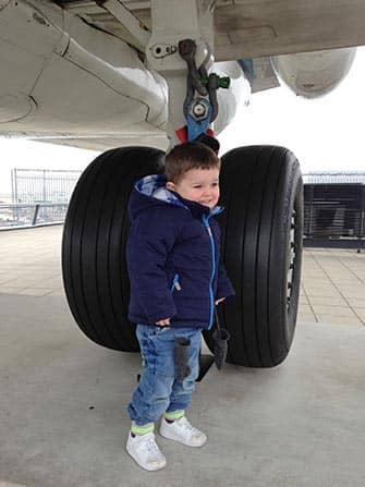 뉴욕 아이와 비행