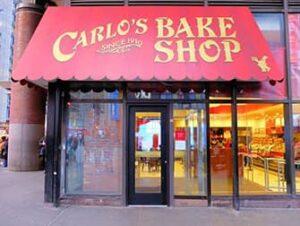 뉴욕 카를로스 베이커리 케이크보스