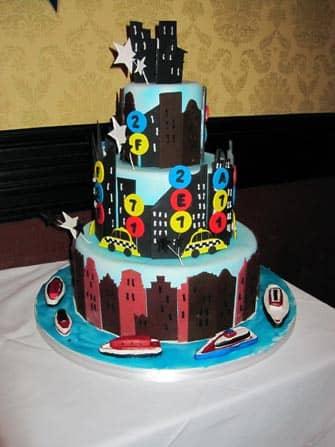 케이크 보스 - 웨딩 케이크