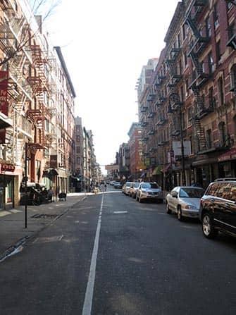 뉴욕 로어 이스트 사이드 - 집