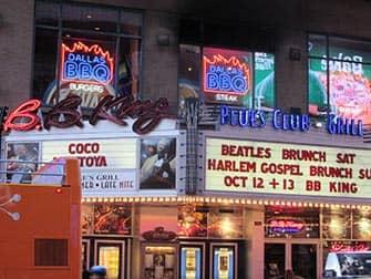 뉴욕 재즈 - BB King 블루스 클럽