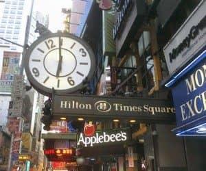 뉴욕 영업시간
