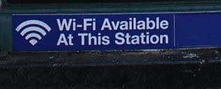 뉴욕 무료 와이파이