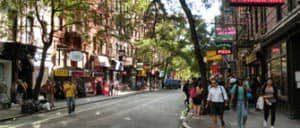 뉴욕 그리니치 빌리지