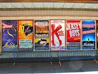 뉴욕 극장가 - 브로드웨이 뮤지컬