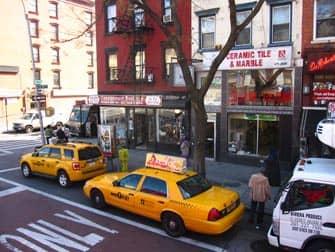 뉴욕 이스트빌리지 - 카페
