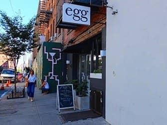 브루클린 윌리엄스버그 - Egg