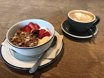 브루클린 윌리엄스버그 - Tobys Estate Coffee