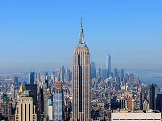 뉴욕 사이트씨잉 패스와 뉴욕 익스플로러 패스 비교 - 엠파이어 스테이트 빌딩