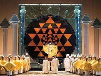 뉴욕 오페라 티켓 - 마술피리