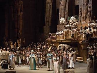 뉴욕 오페라 티켓 - 아이다