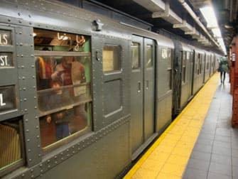 뉴욕 빈티지 트레인 - 특별 열차