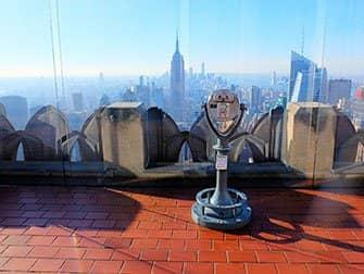 뉴욕 사이트씨잉 데이패스와 뉴욕패스의 차이 - 탑 오브 더 락