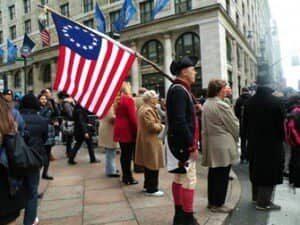 뉴욕 재향군인의 날