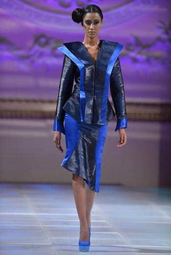 뉴욕 쿠튀르 패션위크 - Andres Aquino