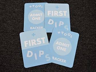 뉴욕 플러스풀 - First-Dips