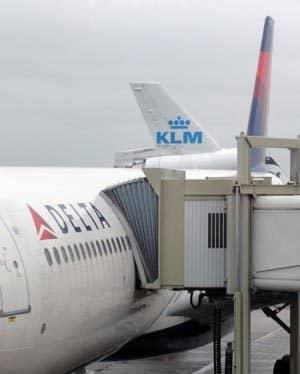 한국-뉴욕간 비행