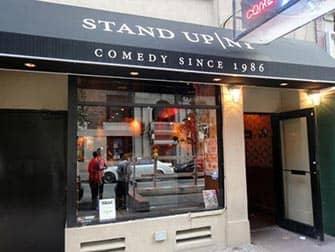 뉴욕의 코미디클럽 스탠트업