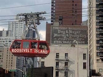 뉴욕 어퍼 이스트 사이드 쇼핑 - 루즈벨트 아일랜드