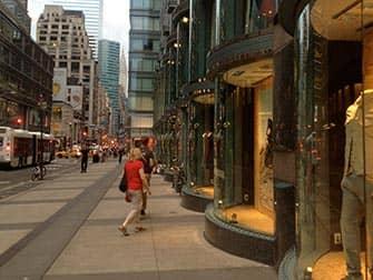 뉴욕 어퍼 이스트 사이드 쇼핑 - 윈도우 쇼핑