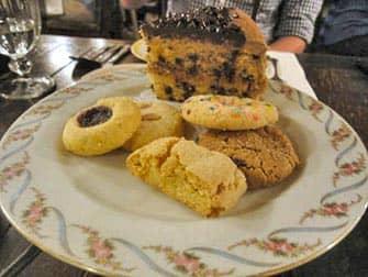 뉴욕 앨리스 티컵 쿠키