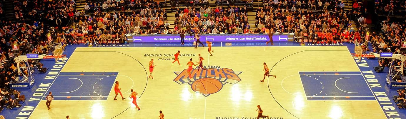농구: 뉴욕 닉스