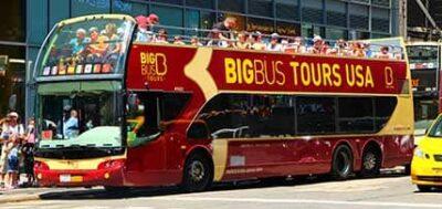 시티투어 버스